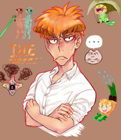 IHE fanart by Yomilover