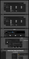 After Dark CC Theme Win10 April 2018 Update2 by Cleodesktop