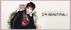 {Signature #15} Baekhyunieeeeee (EXO) by Larry1042k1