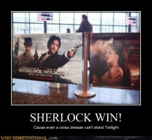 Sherlock Win by ConsultinDetective
