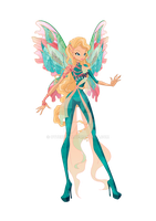 World of Winx - Elena Dreamix by Cyberwinx