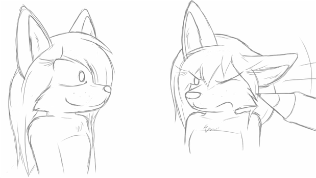 More Fox by W0lfmare