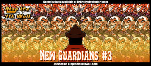 AT4W: New Guardians #3 by DrCrafty