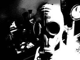 Gas Mask by skimask123