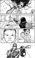 dredd sample page 1 by Wingthe3rd