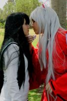 KagomeXInuyasha by Hot-cocoaX3