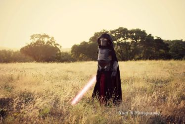 On the Plains of Dantooine by Sock-Monkey-Renegade