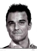 Robbie Williams by desiry