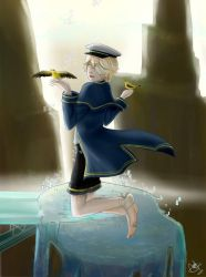Oliver Vocaloid ~little paradise by rubifanfic