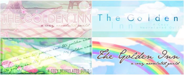 TGI Banner Package by sugarnote