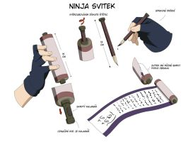 Ninja Scroll by Johnny-Wolf