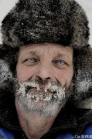 iced beard Draganized by canbayram