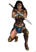 Injustice 2 (IOS): Mythic Wonder Woman. by OGLoc069