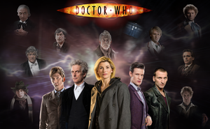 The Doctors (2017) by JTD95