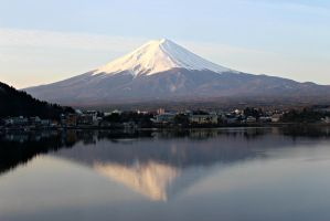 Fujisan I. by DivinityCreature