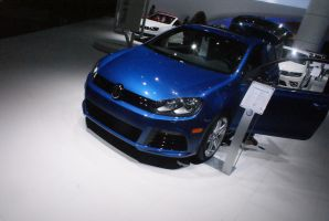 the newer VW Golf by JoshuaCordova
