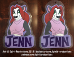[C] Panda Jenn by Spirit--Productions