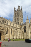 PurpleThorn Pictures: Gloucester Abbey 2015 by PurpleThorne