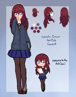 Lucciola Crown : School Concept by LucciolaCrown