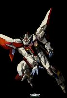 TSX-08A A-STAR GUNDAM-3 by csy5150