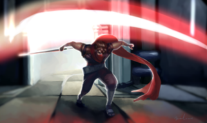 Strider by malome