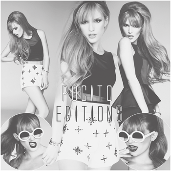 Bella Thorne |ID| by PocitoEditions