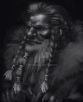 Of Dwarves and Lighting Practice by artmaiar