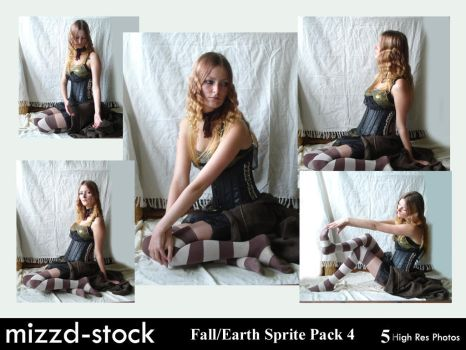 Fall+Earth Sprite Pack 4 by mizzd-stock