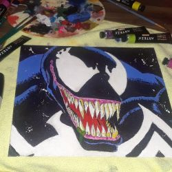 We are Venom!  by qpmikeqp