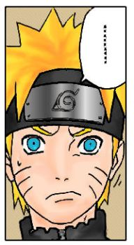 Naruto shading by lplover2k