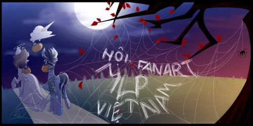 Early Halloween...I guess? by DaW3IrD0