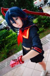 Kill la Kill - Matoi Ryuuko by Xeno-Photography
