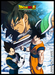 Dragon Ball Super Broly poster 3