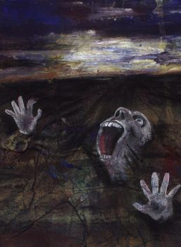 Silent Scream by Life-takers-crayons