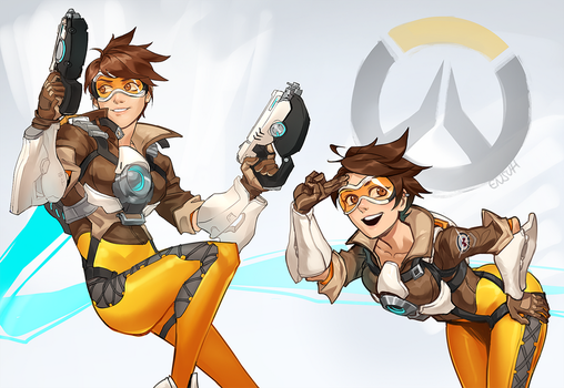 Tracer Junk by PuddingPack