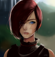 BDO Drawing- Mystic (Style Practice) by Absolutini