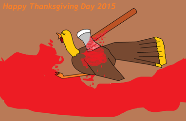 Happy Thanksgiving 2015 by AprilONeil1984
