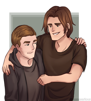 The Winchesters by MissNoSerious