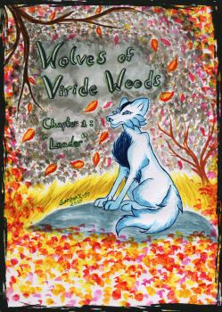 Wolves of Viride Woods (page 3, cover) by CosySister