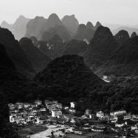 Village of Yangshuo by apoy
