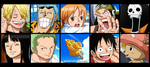One Piece Film: Strong World - Finale by SergiART
