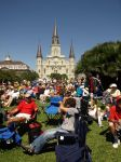 Jackson Square French Quarter by Kicks02