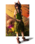 Commission for Simanunan 2# by greenyswolf