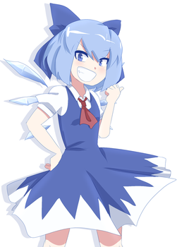 Cirno by LENK64