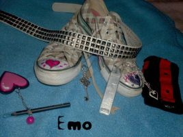 Emo by SolitaryChild