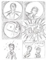 Vampire Chronicles Comic 8 by QuinnthePrincess