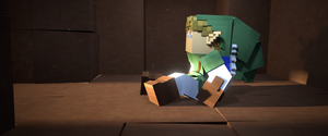 Legend of Craft Passagegrave Illumination by TheDuckCow
