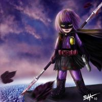 Hit Girl by Neo-Br