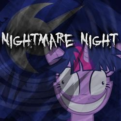 iTunes Art - Nightmare Night by SailorCardKnight