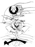 Elric Brothers INKED by witch-girl-pilar